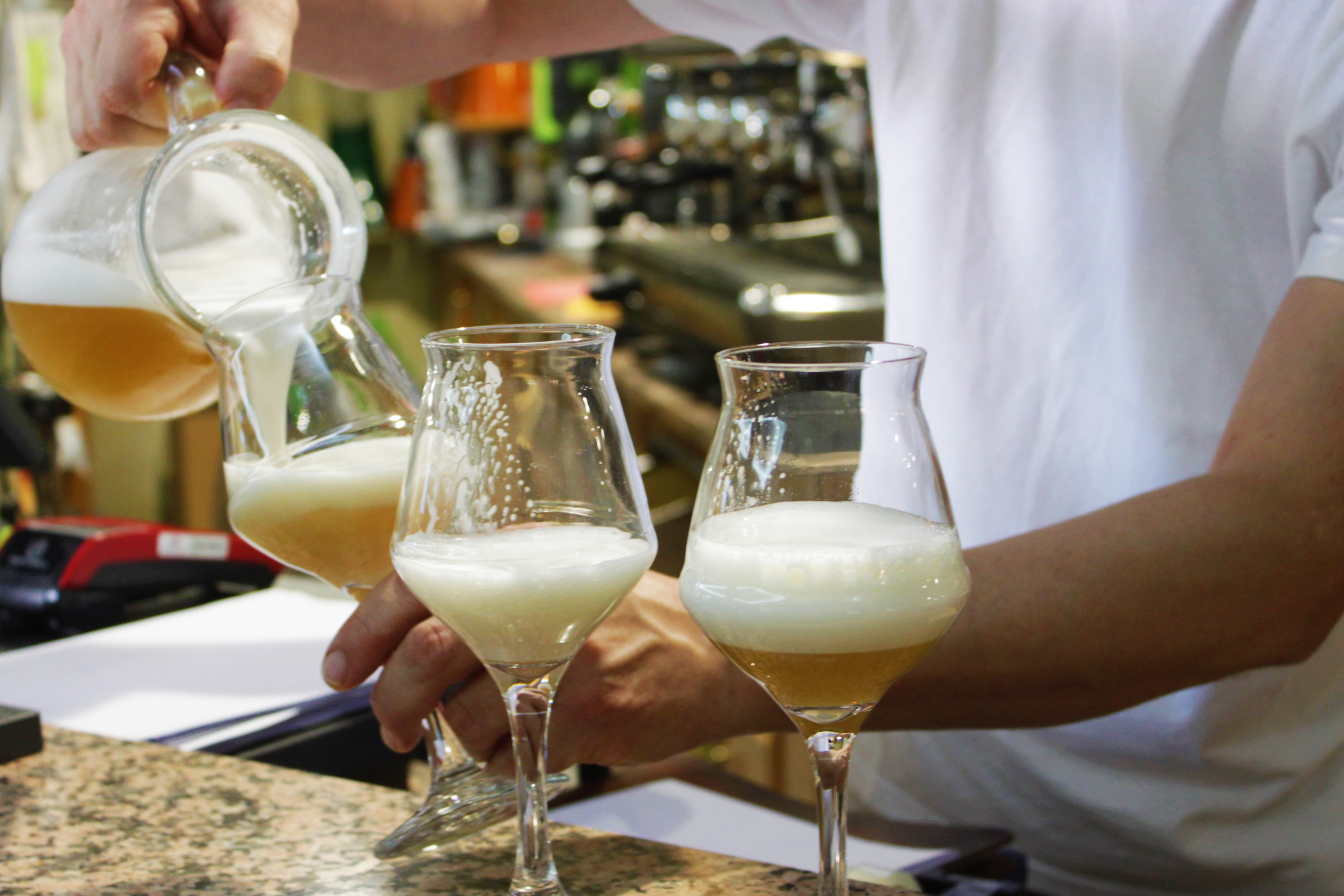 yeasteria sancolodi birra so clean