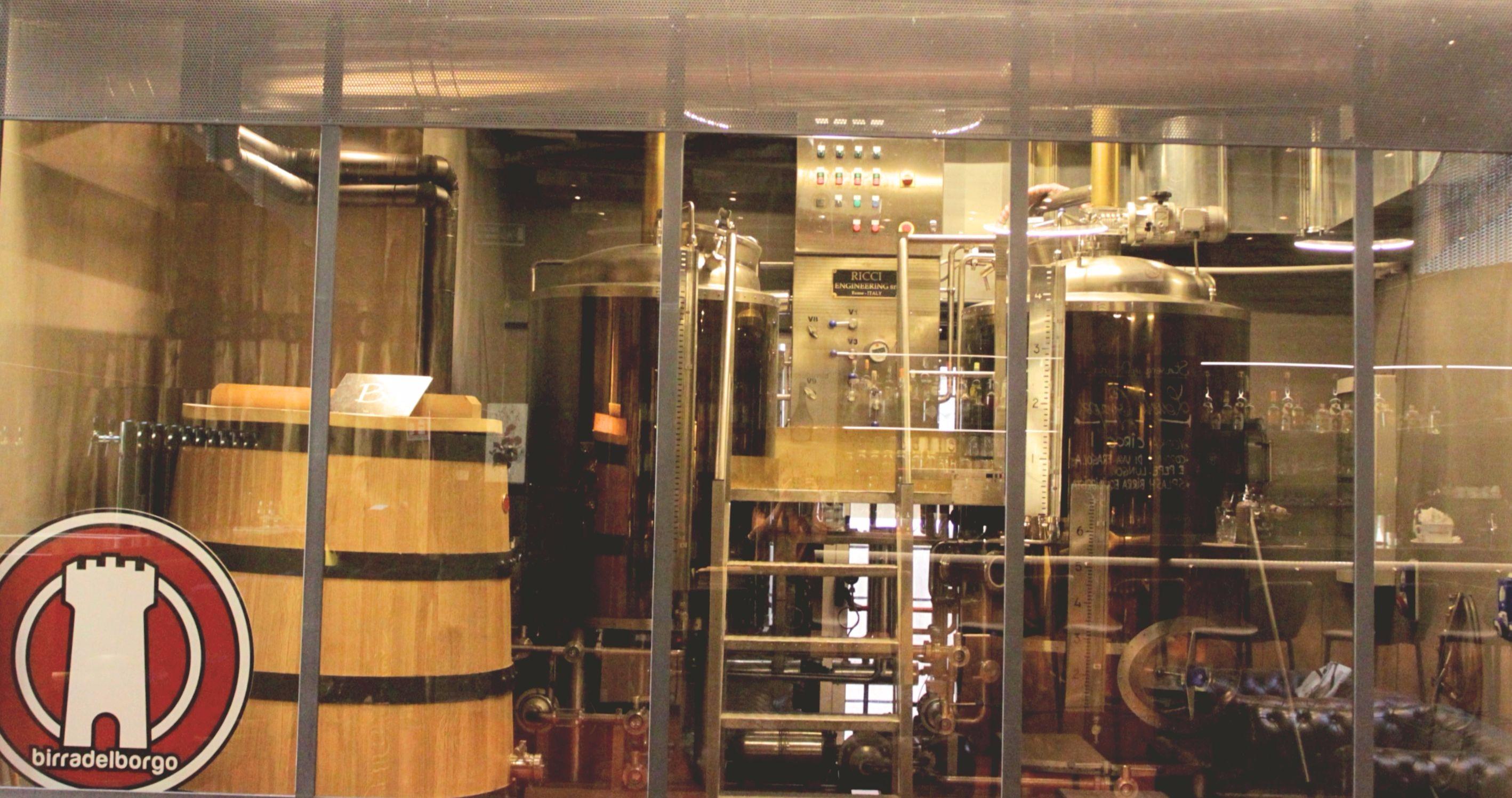 yeasteria birra del borgo